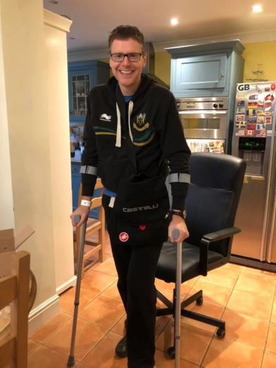 John Crutches